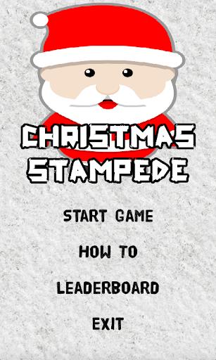Christmas Stampede