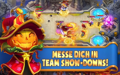 Castle Clash: Königsduell- screenshot thumbnail