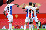 Invaller Batshuayi ziet Crystal Palace winnen van Manchester United