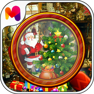 Christmas Hidden Stuff Icon