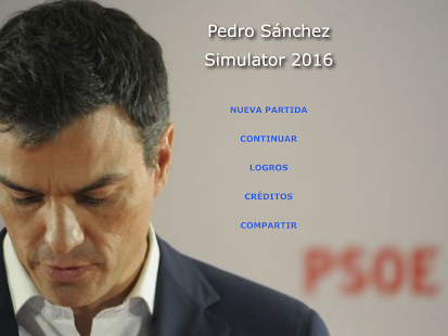 Pedro Sánchez Simulator 2016- screenshot thumbnail