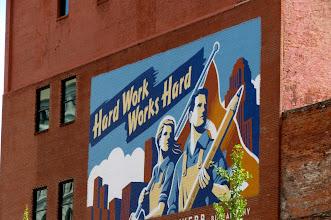 Photo: Mural, Buffalo