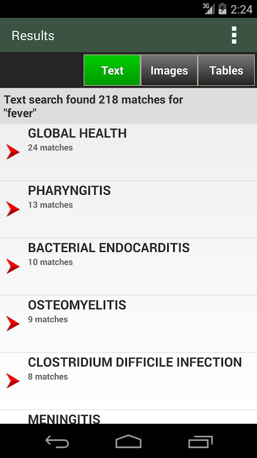The Atlas of Internal Medicine- screenshot