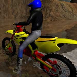 Canyon Motocross Simulator for PC and MAC
