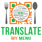 Translate My Menu
