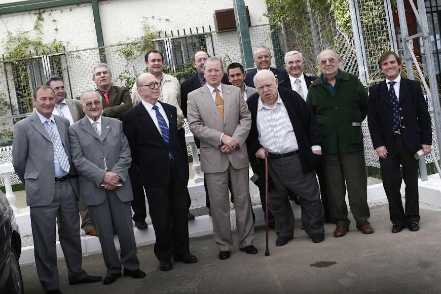 Encuentro federativo y exdelegados de la FAF.