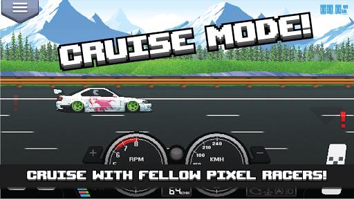 Pixel Car Racer Screenshot