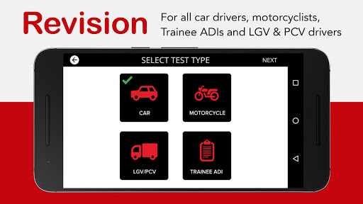Screenshot for Hazard Perception UK Driving Theory Test 2020 in Dominican Republic Play Store