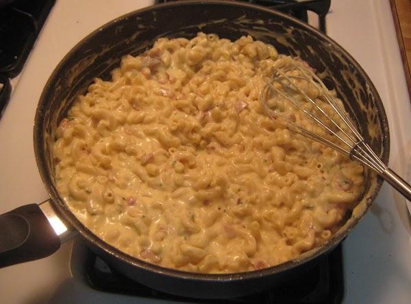 Mac 'n Cheese With Panchetta Recipe