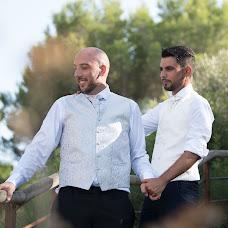 Wedding photographer David Gonzálvez (davidgonzalvez). Photo of 29.09.2017