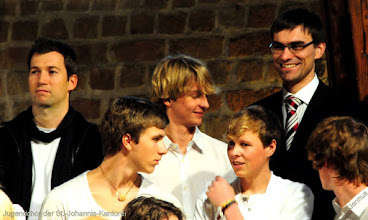 Photo: Jugendchor der St. Johannis-Kantorei