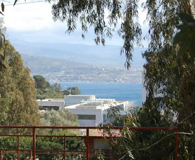 The View of Messina and Italy