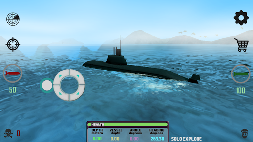 Submarine  captures d'écran 1