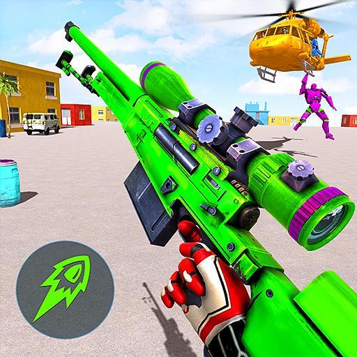 Game menembak robot Fps - game teroris