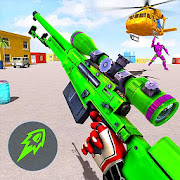 Fps Robot Shooting Games – Counter Terrorist Game MOD APK 1.4 (Unlimited Money)