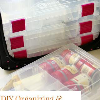 DIY All-Purpose Seasoning + Pantry Supplies Storage Hacks.
