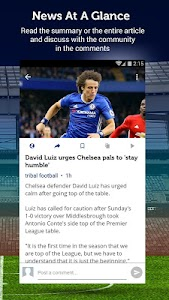 Chelsea News - Sportfusion screenshot 3