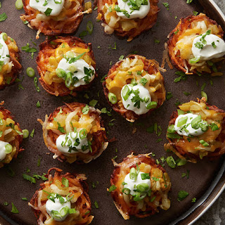 Hash Brown Muffins Recipes.