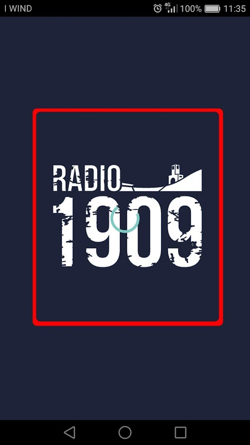 Radio 1909- screenshot