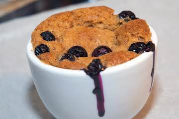 Sweet Essentials: Cup of Blueberries