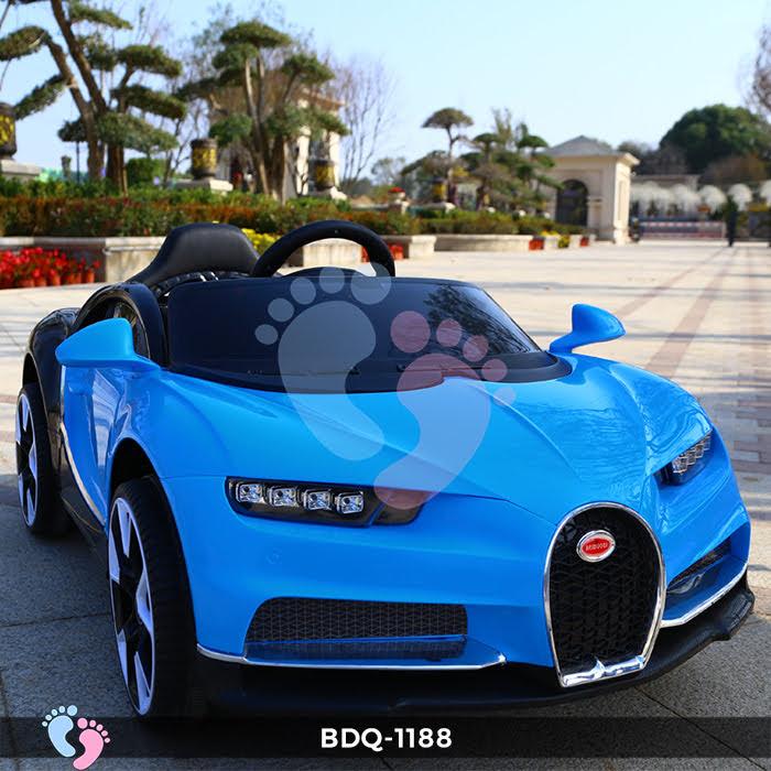 Xe hơi điện cho bé Bugatti BDQ-1188 15