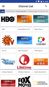 Download Malaysia TV EPG Free APK latest version 2 5 for