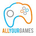 AllYourGames.nl - NL icon