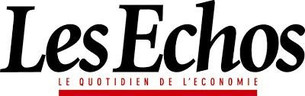 les échos ecov logo