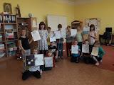 Kniha o sluneční soustavě -poslána na dětské oddělení nemocnice Rudolfa a Stefanie v Benešově projekt Laskavec
