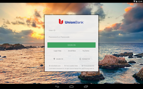 Union Bank Mobile Banking- screenshot thumbnail