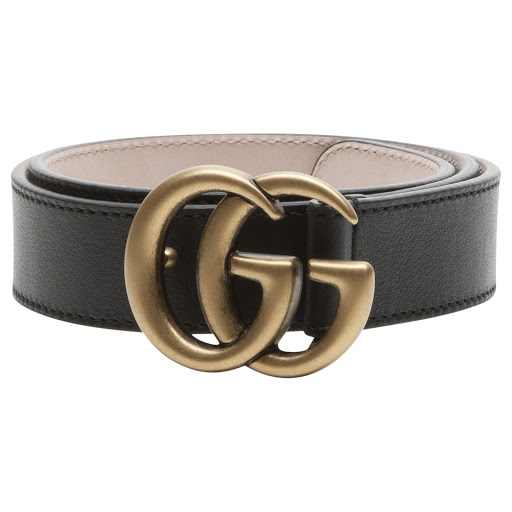 Thumbnail images of Gucci Kids Double G Belt