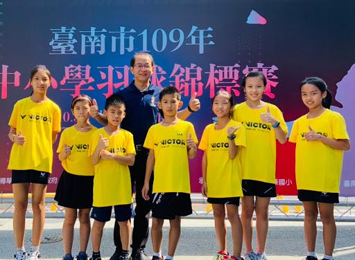 1091027台南市中小學羽球錦標賽
