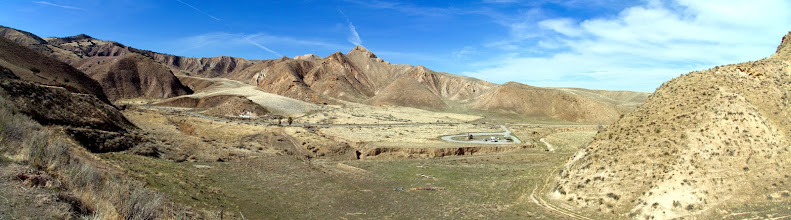 Photo: Panorama of the Griswold Hills Recreation Area