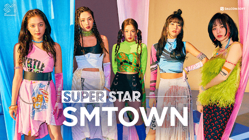 SuperStar SMTOWN 2.8.4 screenshots 1