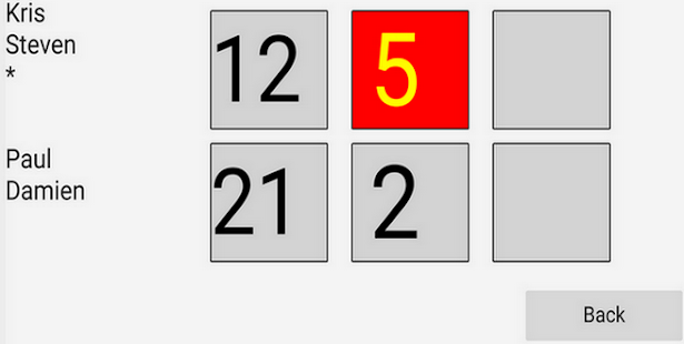Badminton Score- screenshot thumbnail