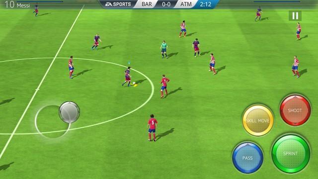 FIFA 16 Soccer screenshot #6
