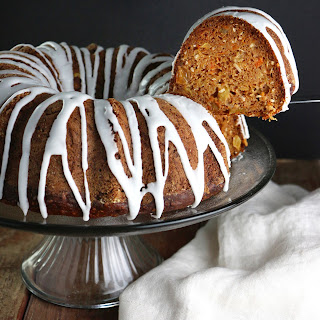 Ultimate Carrot Pumpkin Bundt Cake
