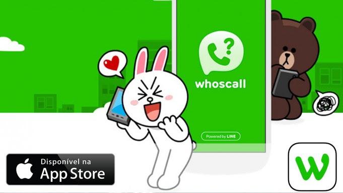 推薦下載-超可愛LINE的WhosCall App iOS版加入「來電辨識」!