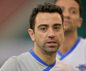 Xavi behaalt eerste zege op WK voor clubs