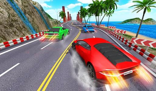 Turbo Car Racing 3D Screenshot