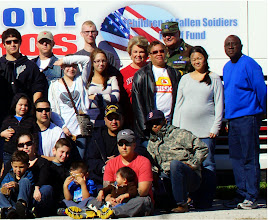 Photo: All the Heroes & volunteers for this weekends Salute to Military Service !