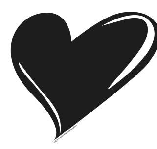 A heart icon.