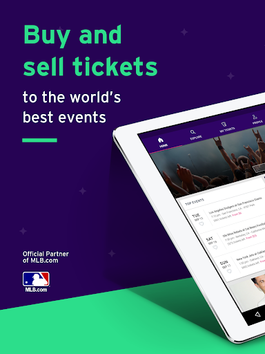 StubHub - Tickets to Sports, Concerts & Events screenshot 6