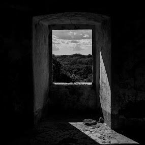 Light squares by Miguel  Galvão - Buildings & Architecture Other Interior ( interior, building, monochrome, alentejo, white, architecture, évora, shadow, miguel, portugal, galvão, light, black )