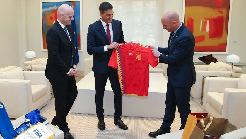 España y Portugal piden organizar el Mundial 2030.