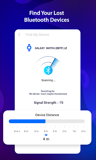 Bluetooth Finder & Scanner screenshots 2