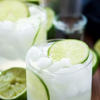 Toasted Frozen Coconut Mojito.
