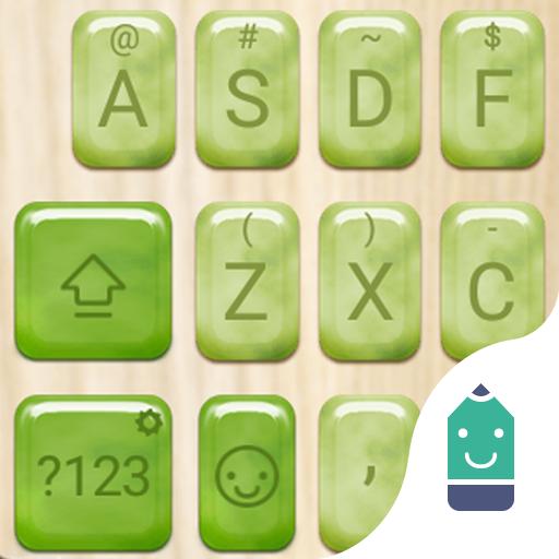 Avocado Jelly Typany Keyboard