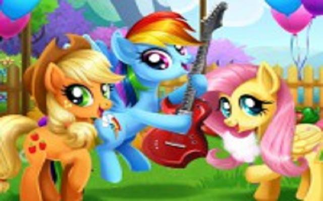 My Little Pony Farm Fest