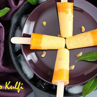Mango Kulfi.